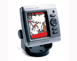 Эхолот Garmin Fishfinder 300C DB